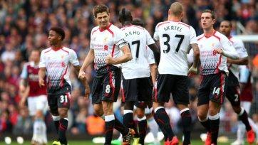 Джеррард: «Даже победы над «Челси» и «Сити» не даруют нам титул»
