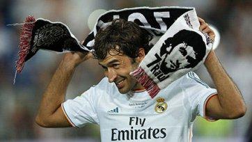 Рауль Гонсалес  - живая легенда  современного футбола!