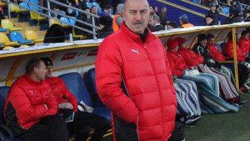 Станислав Черчесов может возглавить «Динамо»