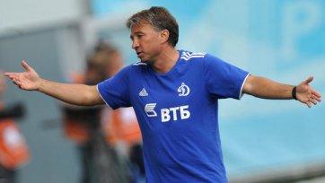 Дан Петреску доработает в «Динамо» как минимум до конца сезона