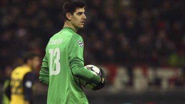 «Челси» хочет подписать долгосрочный контракт с Куртуа