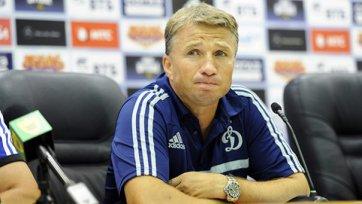 Петреску уволен из «Динамо», его место займет Черчесов