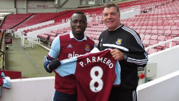 Армеро намерен выбить у «Вест Хэма» полноценный контракт