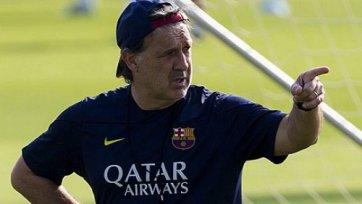 Мартино: «Атлетико» не позволит нам контролировать игру все 90 минут»