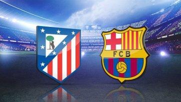 Анонс. «Атлетико» - «Барселона» - Испанская разборка. Часть вторая