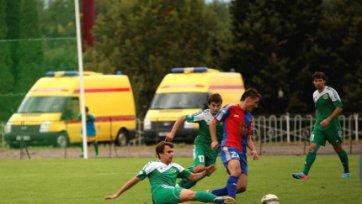 Удаленные игроки «Ангушта» напали на защитника «Енисея»