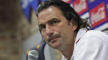 Пицци: «Я оптимист, поэтому верю, что мы отыграем три гола»