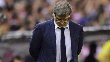 Мартино: «Проведем беседу с игроками и будем двигаться дальше»