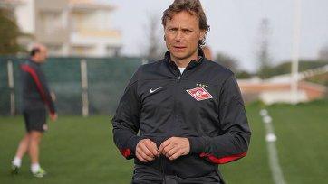 Карпин сказал, что Широков был не против перейти в «Спартак»