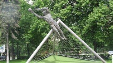 Памятник Льву Яшину будет установлен в Бразилии