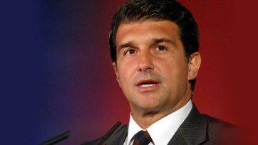 Лапорта: «Вылет из Лиги чемпионов не должен сломить «Барсу»