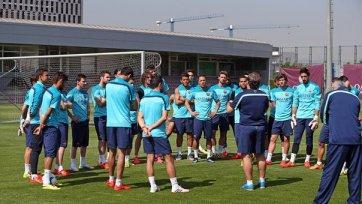 Мартино: «Мы собирались выиграть Лигу чемпионов»