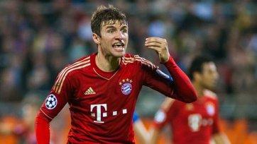 Мюллер доволен тем, что им предстоит сыграть с «Реалом»