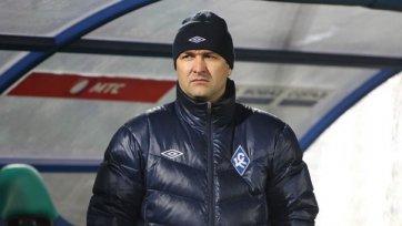 Цыганков: «У футболистов не хватило сил»