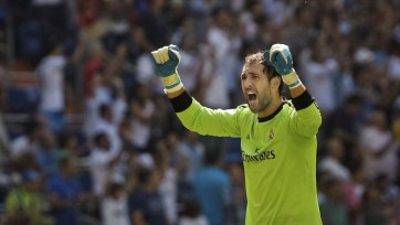 Лопес: «Покину «Реал» только, если меня погонят отсюда»