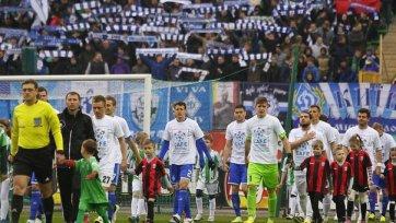 «Динамо» несет потери во Львове