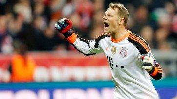 Мануэль Нойер может сыграть в Кубке Германии