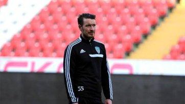Игорь Лебеденко: «Радует, что у наших ворот было минимум моментов»