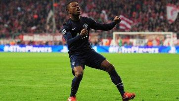 «Манчестер Юнайтед» надеется удержать Эвра