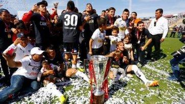«Коло-Коло» - чемпион Чили