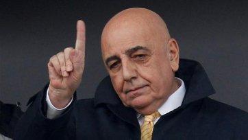 Галлиани: «Хотим попасть в Лигу Европы»