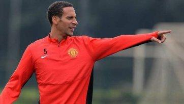 Фердинанд: «Хочу играть еще много лет»