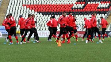 Четыре игрока «Амкара» близки к возвращению в строй