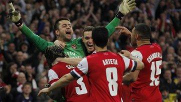 Лукаш Фабиански готовится провести свой последний матч за «Арсенал»