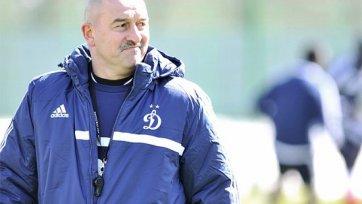 Станислав Черчесов: «Несмотря на счет в игру входили тяжело»