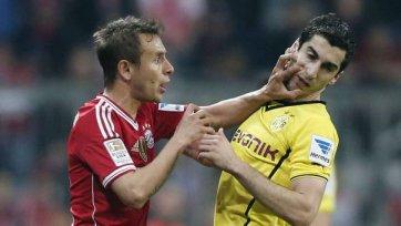 Рафинья пропустит три ближайших матча чемпионата Германии