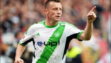 Олич передумал покидать «Вольфсбург»