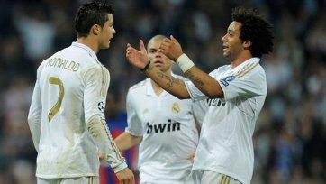 Криштиану Роналду против «Барселоны» не сыграет