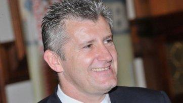 Давор Шукер еще четыре года будет руководить Федерацией футбола Хорватии