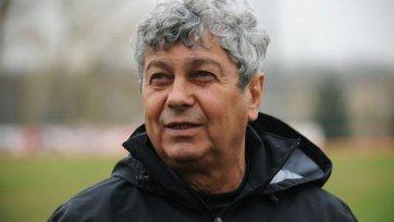 Луческу: «Наш матч с «Динамо» должен стать украшением украинского футбола»