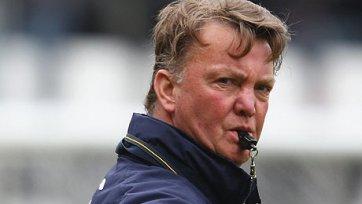 «Тоттенхэм» боится, что ван Гал возглавит «МЮ»