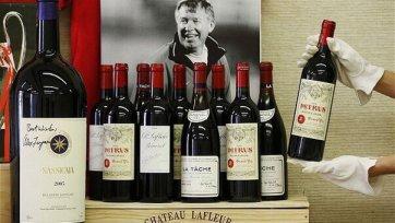 Пять миллионов за коллекцию вин Алекса Фергюсона!