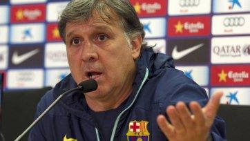 Если «Барселона» проиграет в финале кубка, Мартино уволен не будет