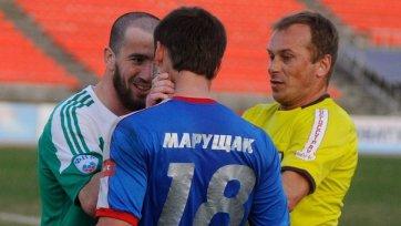 Два игрока «Ангушта» на полгода отлучены от футбола