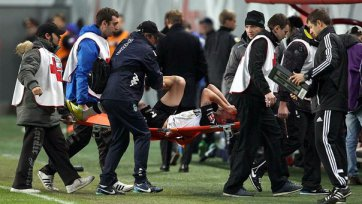 Мамаев получил серьезную травму