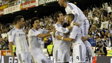 Забег Гарета Бэйла приносит «Реалу» победу в Кубке Испании
