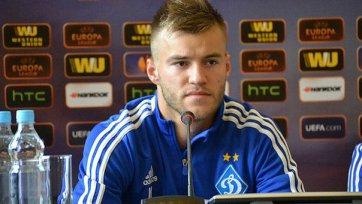 Ярмоленко: «Днепр» заслуживает стать чемпионом больше, чем «Шахтер»