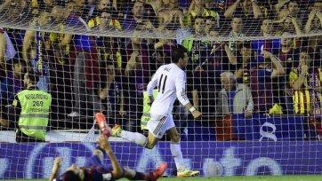 Бэйл: «Надеюсь, что это не последний мой трофей в составе «Реала»
