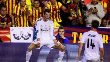Вспорхнувший по левой бровке во славу Мадрида