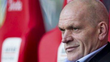 «Утрехт» останется без главного тренера