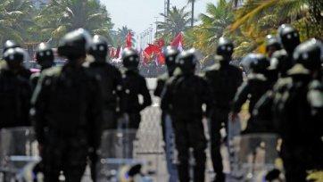 Забастовка полицейских в Бразилии может внести коррективы в расписание ЧМ