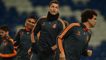 Роналду и Марсело готовятся к матчу с «Баварией»