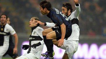 Анонс. «Парма» - «Интер» - кто достоин представлять Италию в еврокубках?