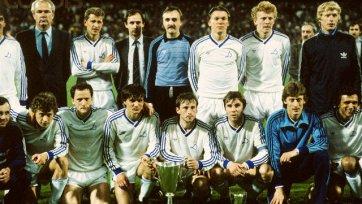 Второй еврокубковый успех киевлян