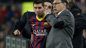 Мартино считает, что Месси должен закончить карьеру в «Барсе»