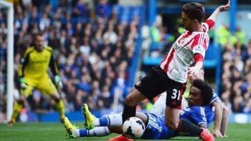 Шок на «Стэмфорд Бридж»: «Сандерленд» обыгрывает «Челси»
